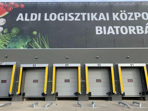 ALDI Logisztikai Központ, Biatorbágy